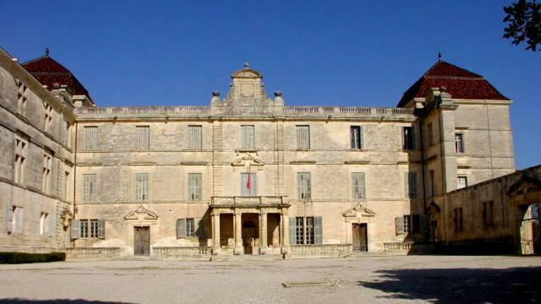 Inauguration de la salle des États du château de Castries