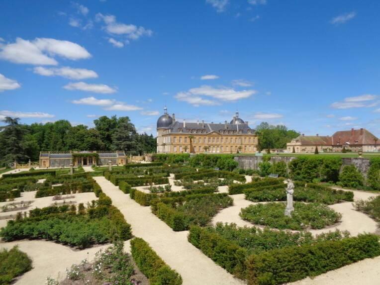RENDEZ-VOUS AUX JARDINS 2021- Les jardins du château de Digoine