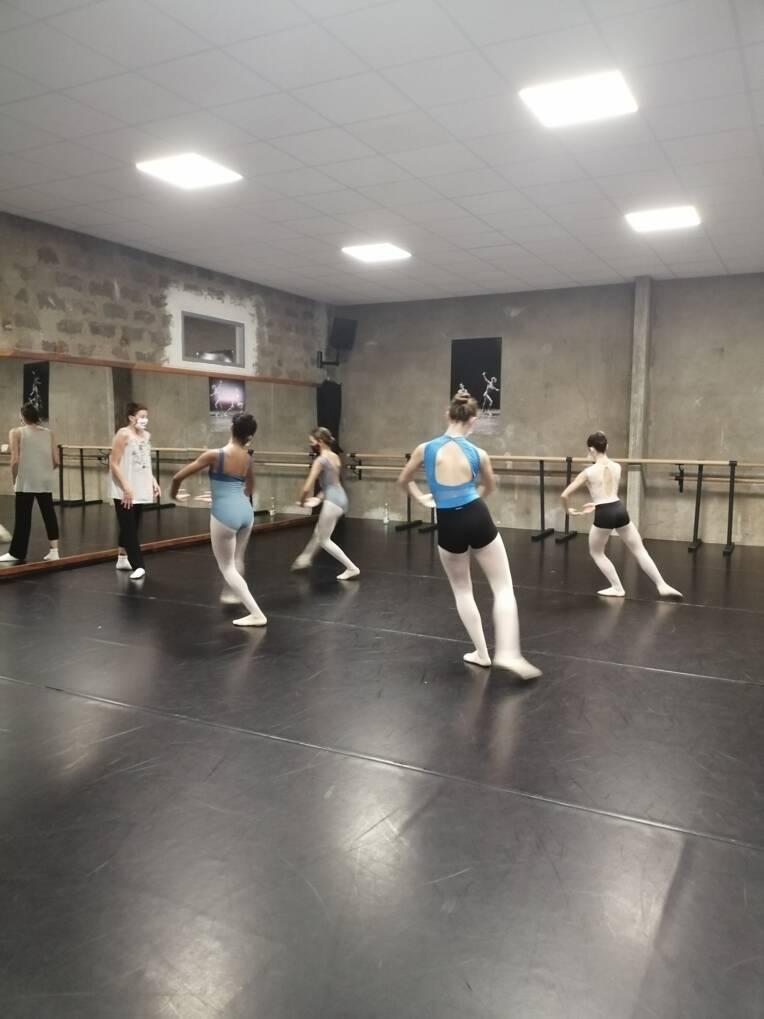 Diplôme d'Etat de professeur de danse (EAT)