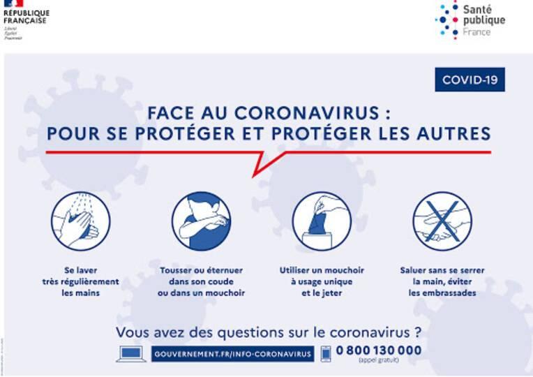 La Drac Pays de la Loire reste mobilisée avec un plan de continuité d'activité