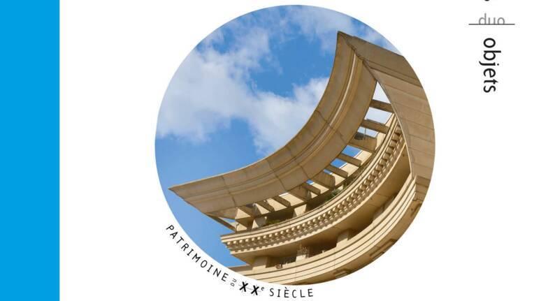 """Nouveau titre de la collection Duo : Le label """"Architecture contemporaine remarquable"""" dans le Gard et l'Hérault"""