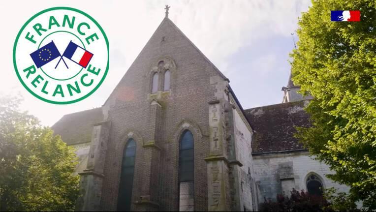 Eglise de Villemaur-sur-Vanne (Aube)