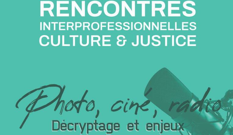 Covid-19 - Annulation des Rencontres interprofessionnelles culture & justice 2020 - Grand Est