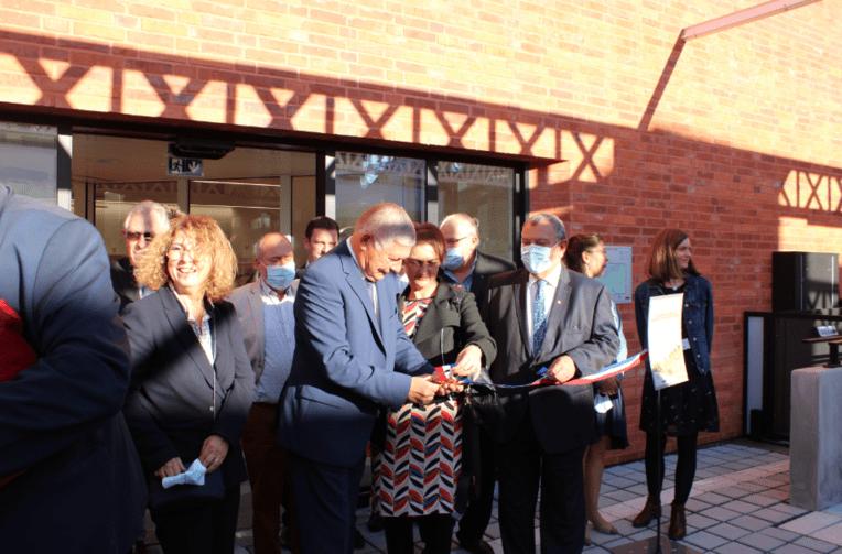 Une nouvelle médiathèque à Ribemont-sur-Ancre