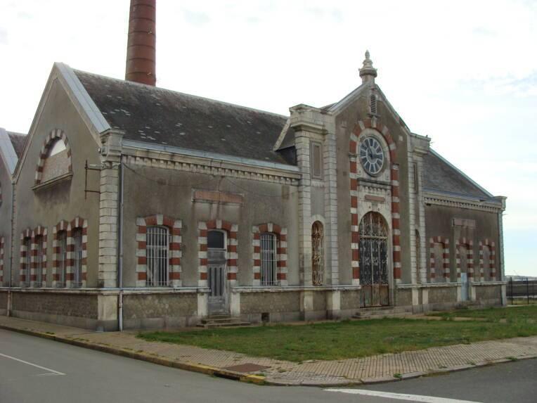 Usine élévatoire de Saint-Nazaire