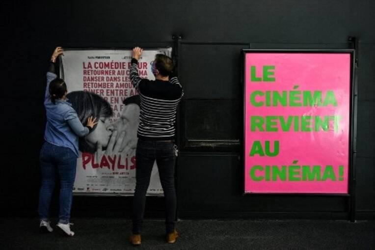 19 mai 2021 - réouverture cinémas
