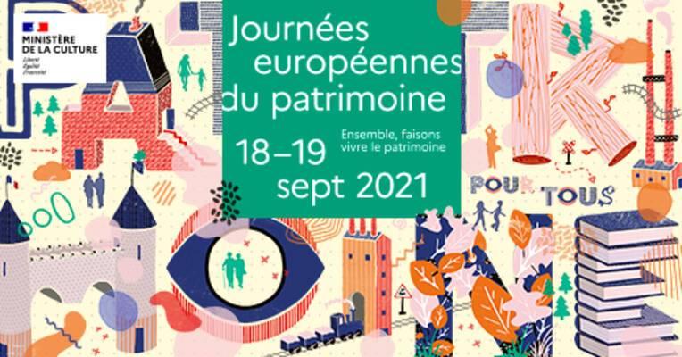 38e édition des Journées européennes du patrimoine