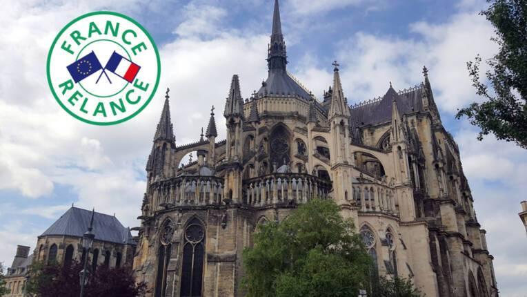 Cathédrale de Reims (Marne)