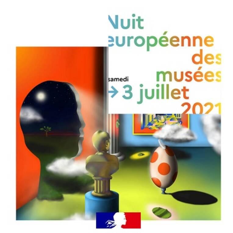 La Nuit européenne des musées 2021 est de retour