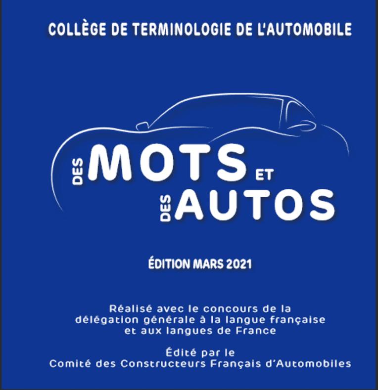 Des Mots et des Autos - édition 2021