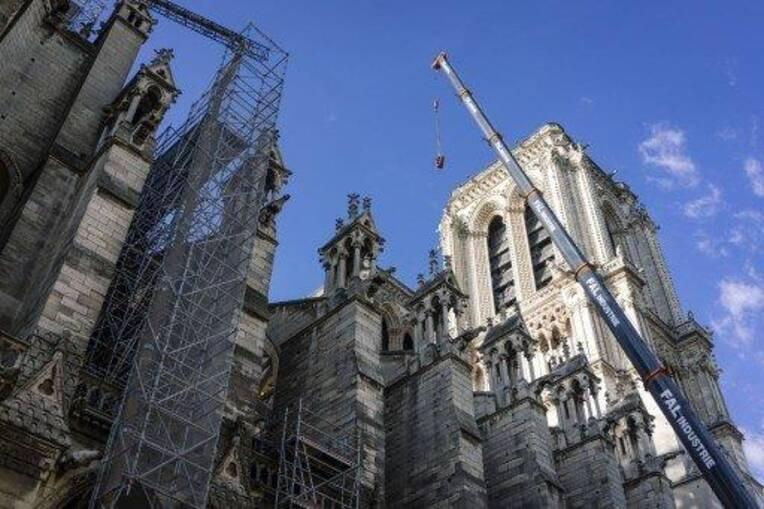 Notre-Dame de Paris : les enseignements à tirer d'une collecte sans précédent