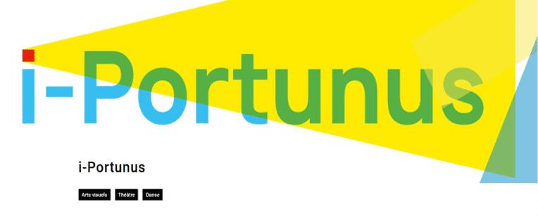 I-Portunus, bourses de mobilité des artistes et des professionels de la culture en Europe