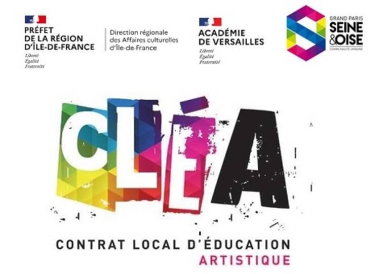 Appel à projet / Résidence-mission 2022-2024 / CLEA - Communauté urbaine Grand Paris Seine & Oise 2022-2024