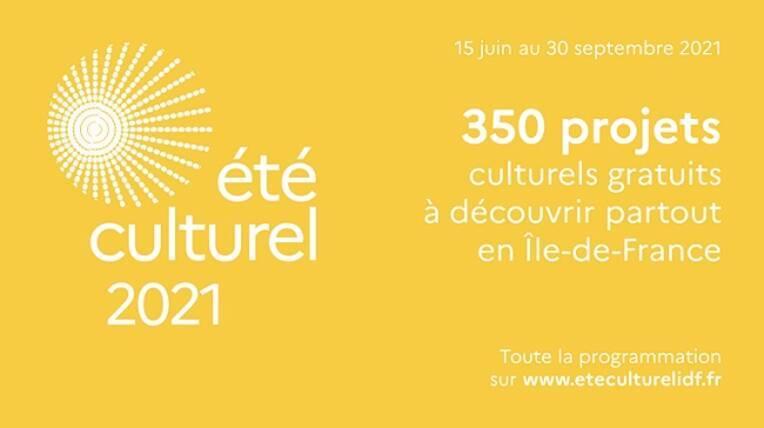 Cet été, l'Île-de-France vibre au rythme de l'été culturel