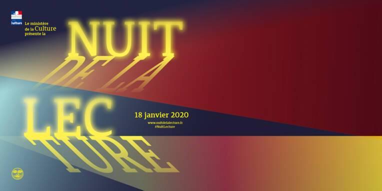 la Nuit de la Lecture  2020