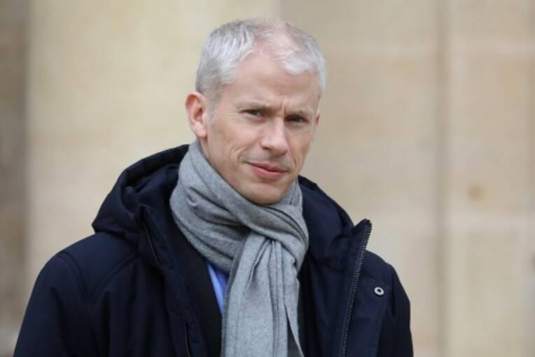 Franck Riester, ministre de la Culture, annonce la création d'une maison du dessin de presse et du dessin satirique