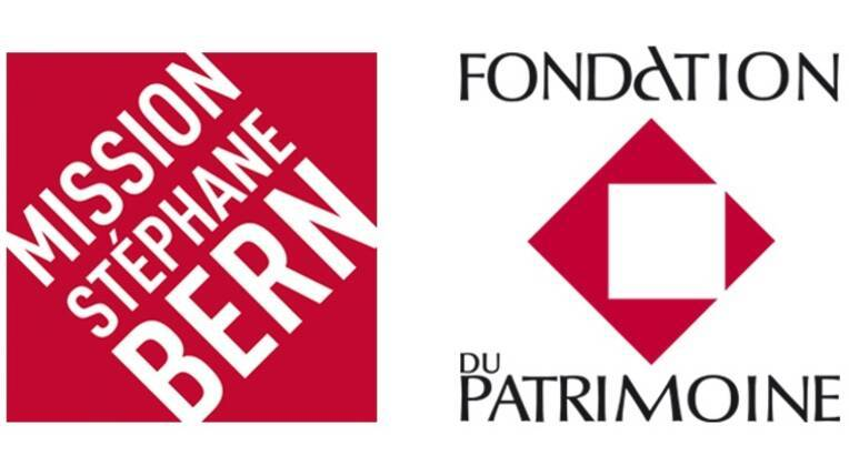 Logos Mission Bern et Fondation du Patrimoine - 16/9