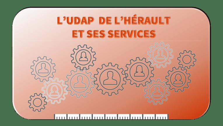 Mission et organisation des services de l'UDAP