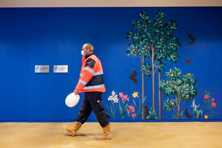 L'art du chantier - Rayan Yasmineh et Nils Vandevenne