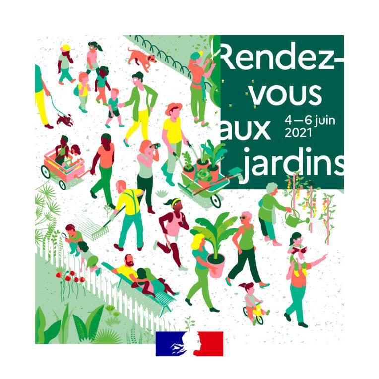 18ème édition des Rendez-vous aux jardins