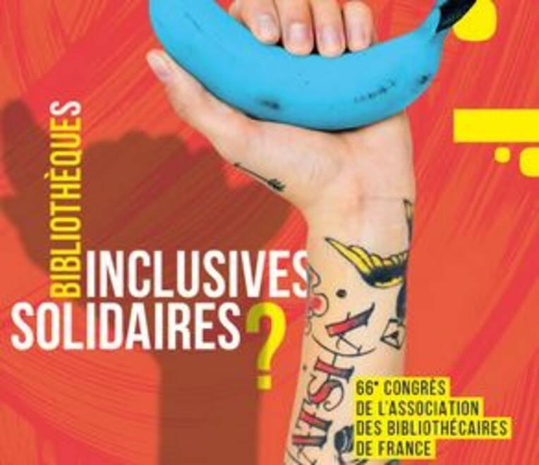 66e congrès de l'Association des bibliothécaires de France à Dunkerque