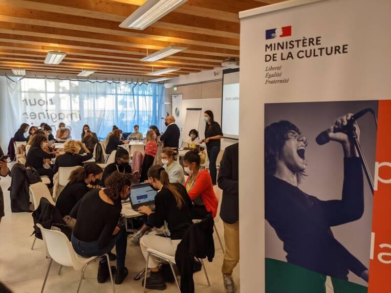 Entreprendre dans la culture : place aux forums régionaux