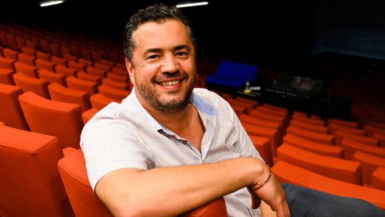 Frédéric Esquerré, nouveau directeur du Parvis, scène nationale de Tarbes Pyrénées