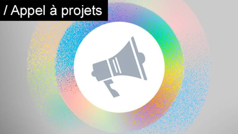 Appel à projet  couleur