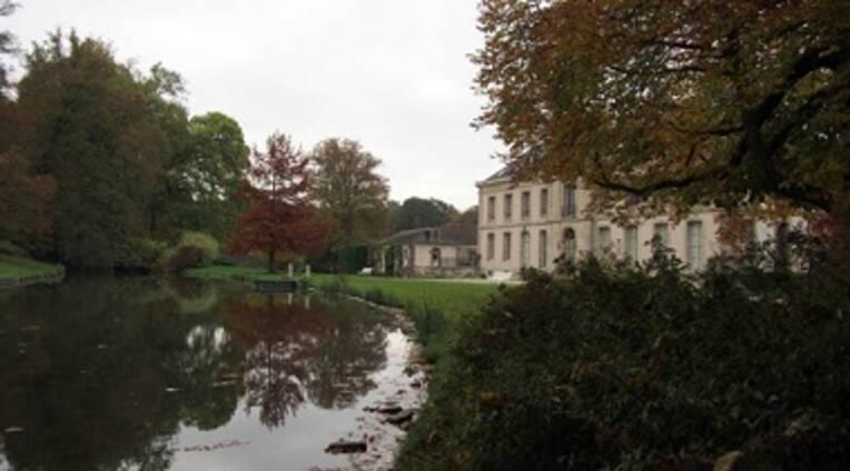 Domaine de Segrez / L'Arboretum à Saint-Sulpice-de-Favières (Essonne)