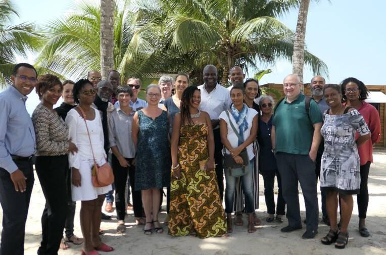 La commission spectacle vivant Martinique Guadeloupe