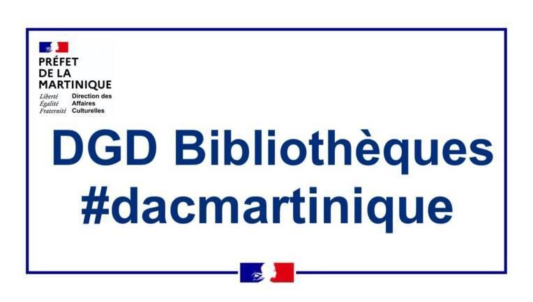 Aide de l'État aux investissements des bibliothèques territoriales (DGD)