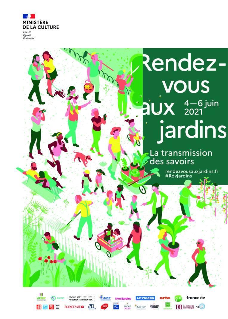 Rv aux jardins en Guadeloupe