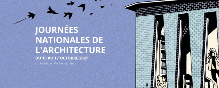 JOURNÉES NATIONALES DE L'ARCHITECTURE - Programme