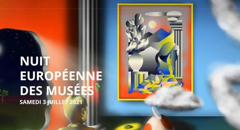 Nuit européenne des musées en Occitanie 3 juillet 2021