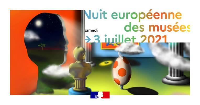 17e édition de la nuit européenne des musées le 3 juillet
