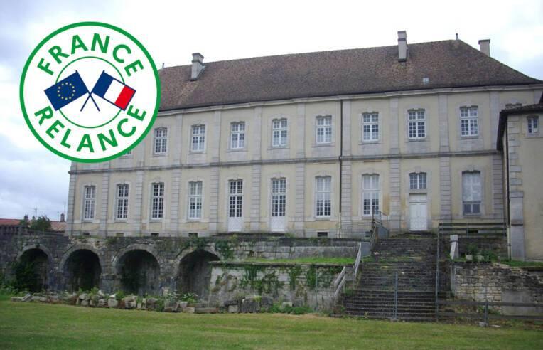 Prieuré du Breuil à Commercy (Meuse)