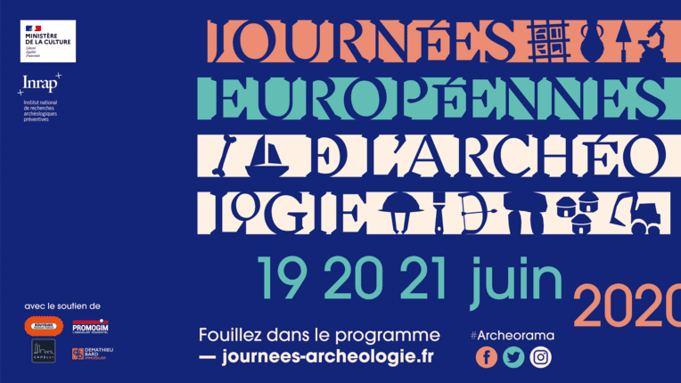 Journées européennes de l'archéologie 2020 en Occitanie