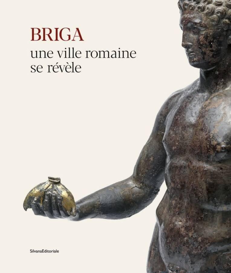 """Publication de l'ouvrage """"BRIGA, une ville romaine se révèle"""""""
