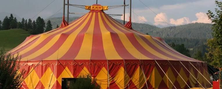 Aide à l'itinérance des cirques de création 2021