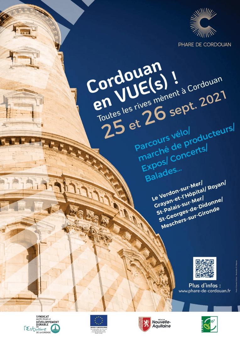 Cordouan en VUE(s) ! - 25 et 26 septembre 2021