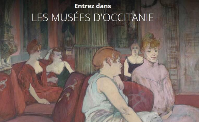 Un nouveau site Internet pour les musées d'Occitanie