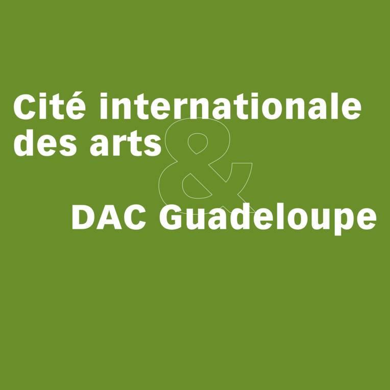 Programme de résidence à la cité des arts en partenariat avec la Guadeloupe