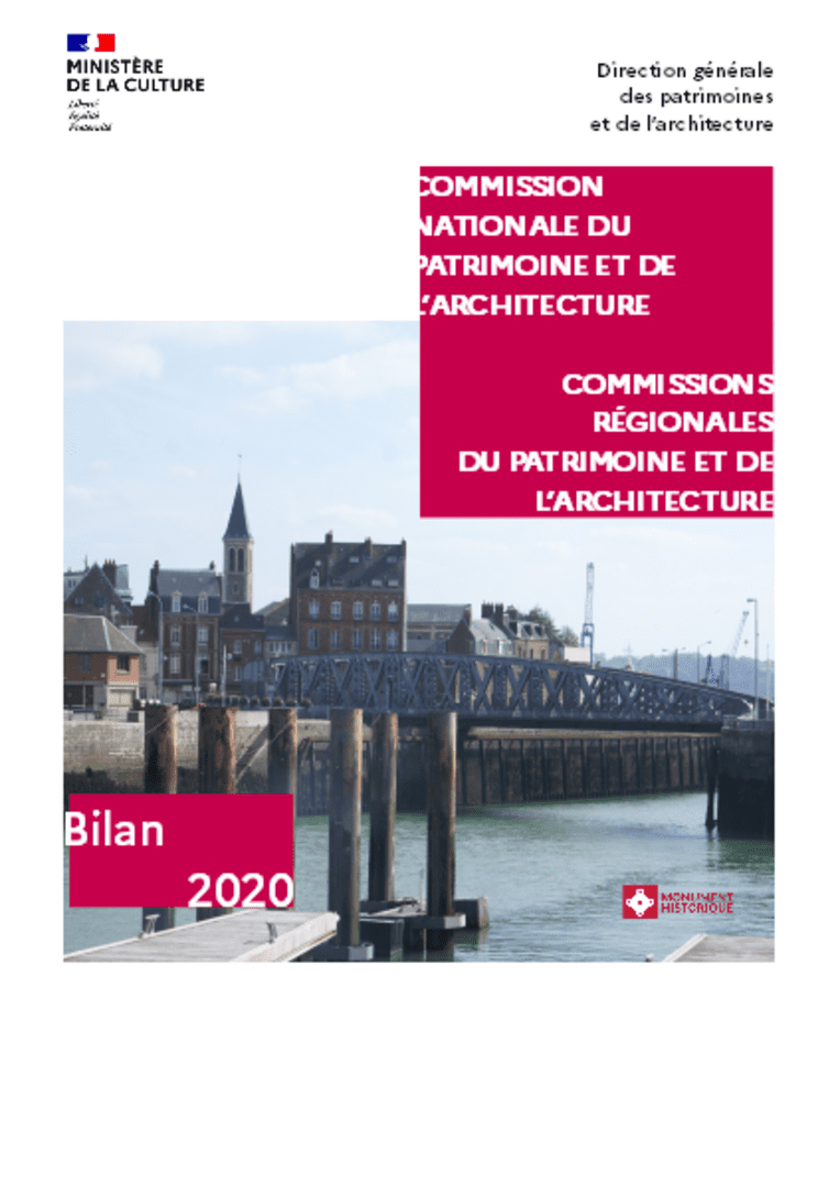 Couverture bilan 2020 CNPA et CRPA