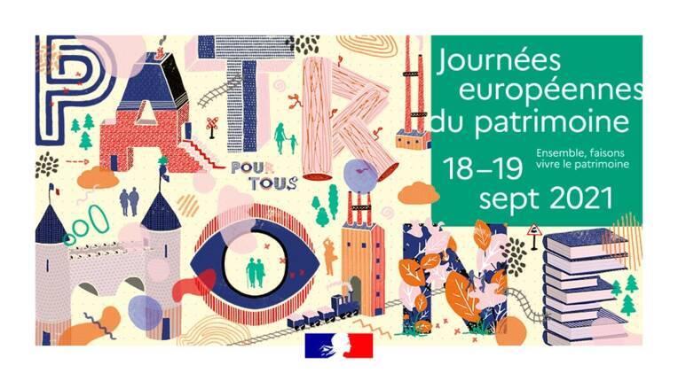 Programme 2021 des Journées européennes du patrimoine à La Réunion