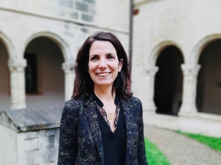 Maylis Descazeaux, nouvelle directrice régionale des affaires culturelles de Nouvelle-Aquitaine