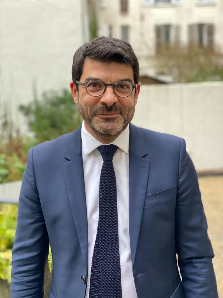 Hilaire MULTON, directeur régional des affaires culturelles des Hauts-de-France