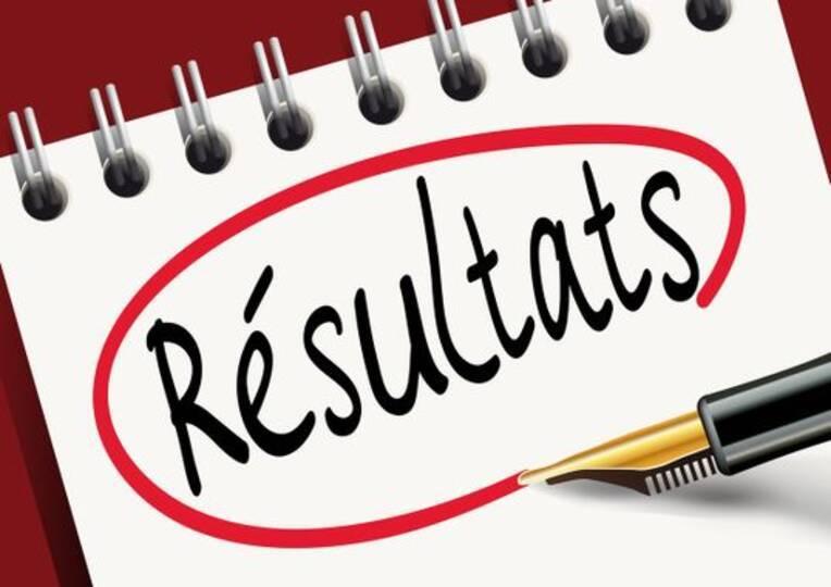 Résultats des Concours et des Examens professionnels d'ingénieur de recherche