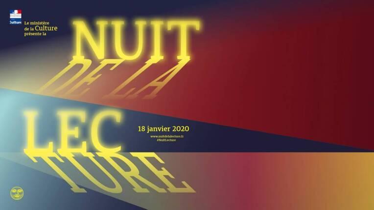 4e Nuit de la lecture en Occitanie - 18 janvier 2020