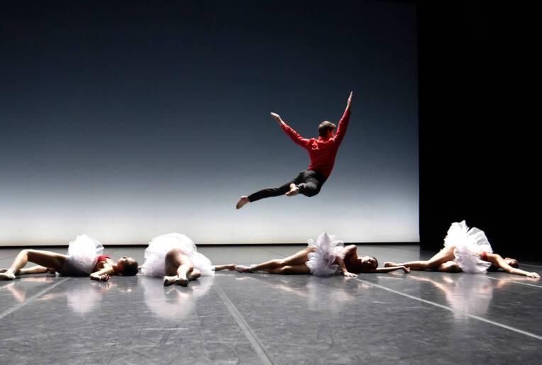 Labels, territoires, régions... Le réseau de la danse en France