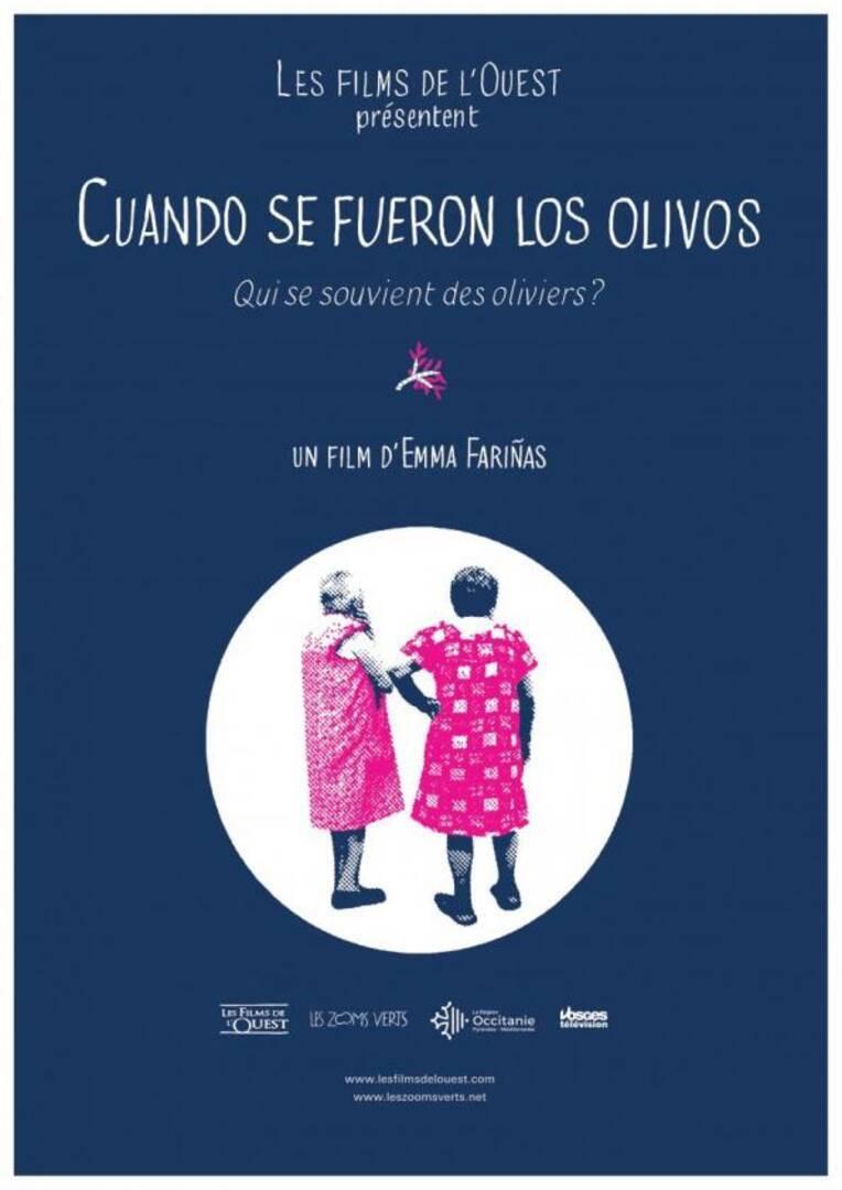 """""""Cuando se fueron los olivos"""" de Emma Fariñas, projection en ligne le 31 mars"""